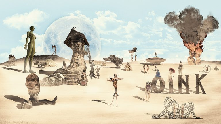 tribute to burning man