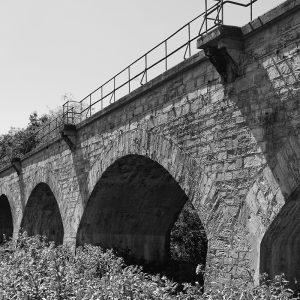 Eisenbahnbruecke Ahden