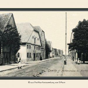Postkarte von Geseke