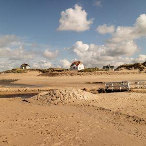 Strand Loekken Daenemark