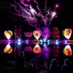 Nightglow Twente Ballooning 2019