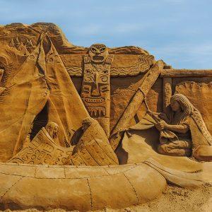 Sondervig_Sandskulpturen_2013