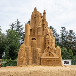 Sandskulpturen in Blokhus 2019