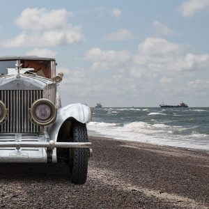 Around the world in an 80 year old car