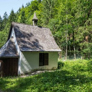 Kapelle Christi Geburt bei Spielmannsau