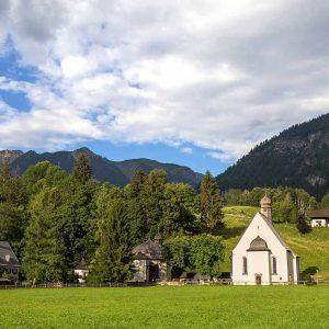 Kapellen bei Oberstdorf