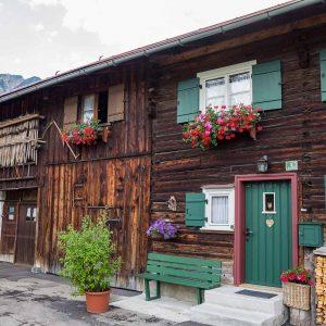 Haus in Oberstdorf