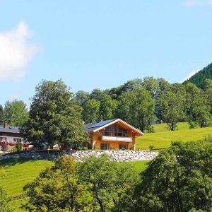 Gasthof Alpenrose bei Oberstdorf