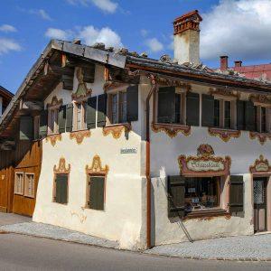 Schnapshäusle in Oberstdorf
