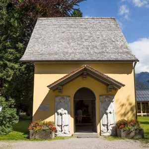 Seelenkapelle in Oberstdorf