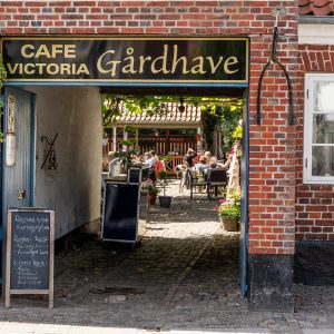 Cafe in Ringkøbing