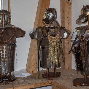 römische Soldatenuniformen