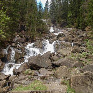 Scharzwasser Fall