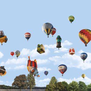 Ballooning Festival Twente in Oldenzaal 2019